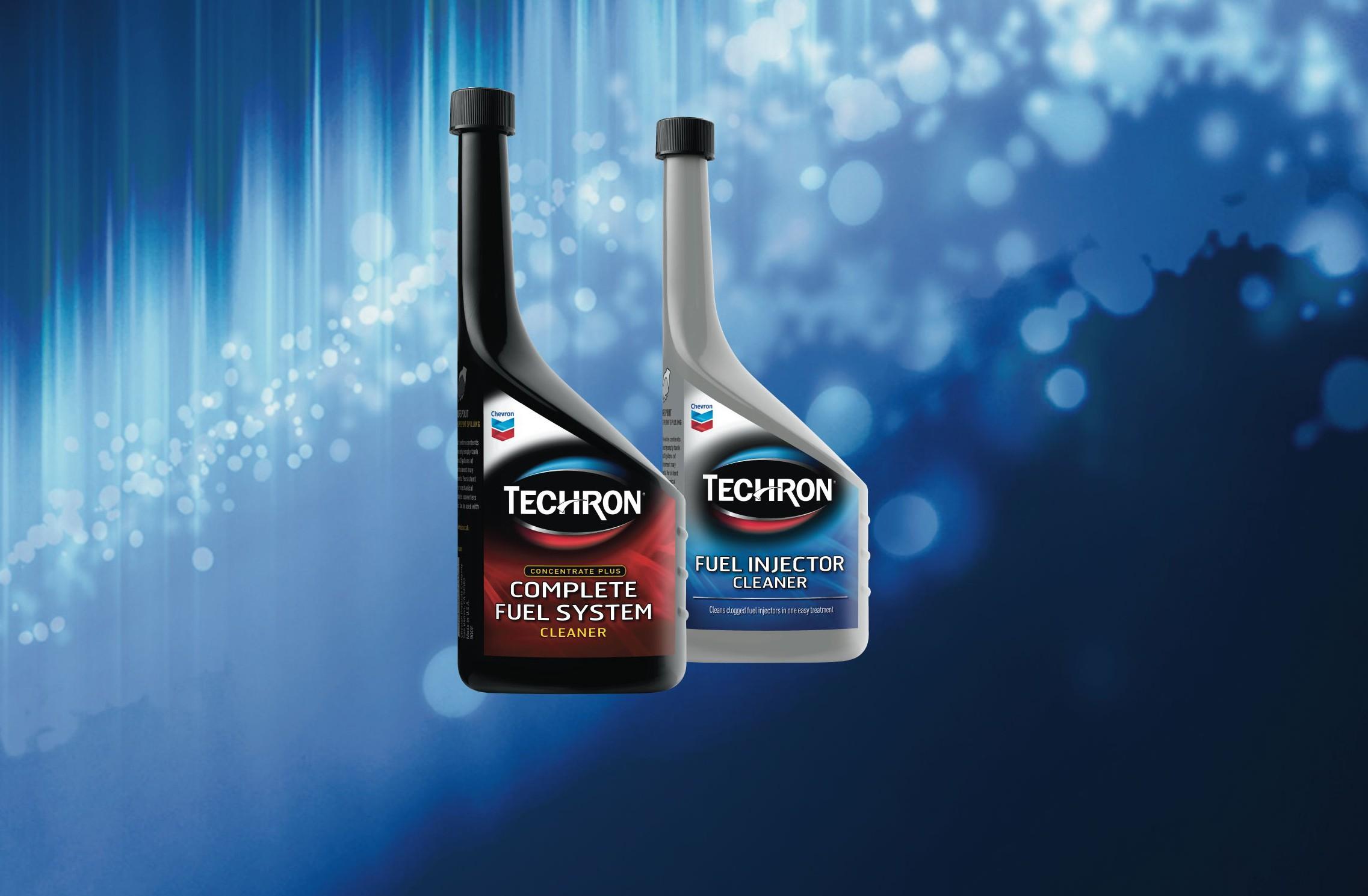 Techron-splash